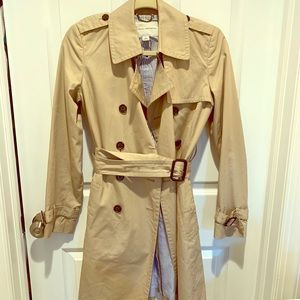 Banana republic classic trench coat